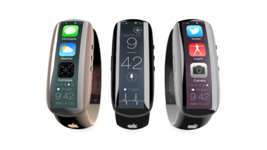 iMe: Apple Wearable Concept