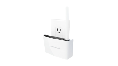 Amped Wireless REC15A High Power Compact 802.11ac Wi-Fi Range Extender