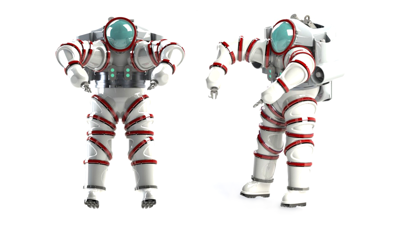 Dive Down 1000 Feet with the Exosuit
