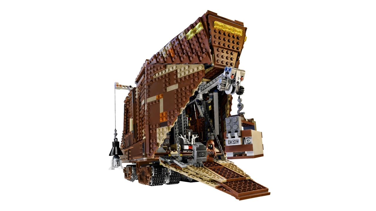 LEGO Star Wars Exclusive 75059 Sandcrawler