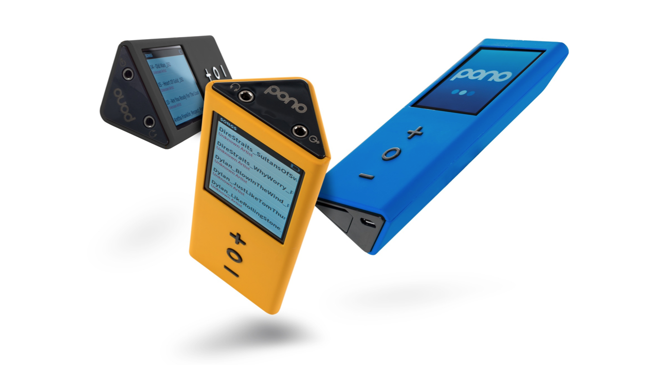 Hear Music the way Intended with Neil Young's Pono Music Player