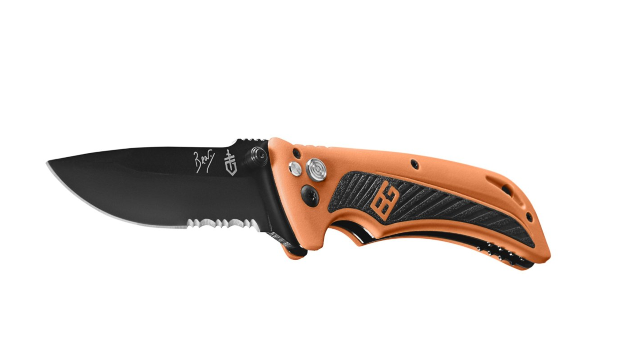 Gerber Bear Grylls Survival AO Folding Knife