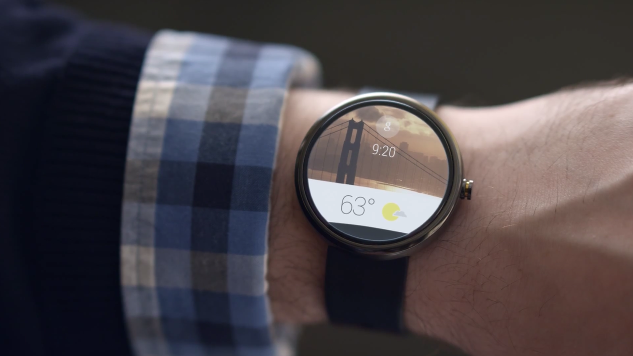 Google Announces Android Wear