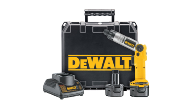 DeWalt 7.2-Volt Cordless Two-Position Screwdriver Kit