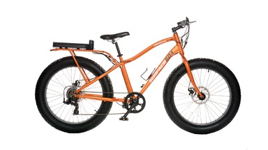 Element Wide Grip Electric Fat Bike by Surface604