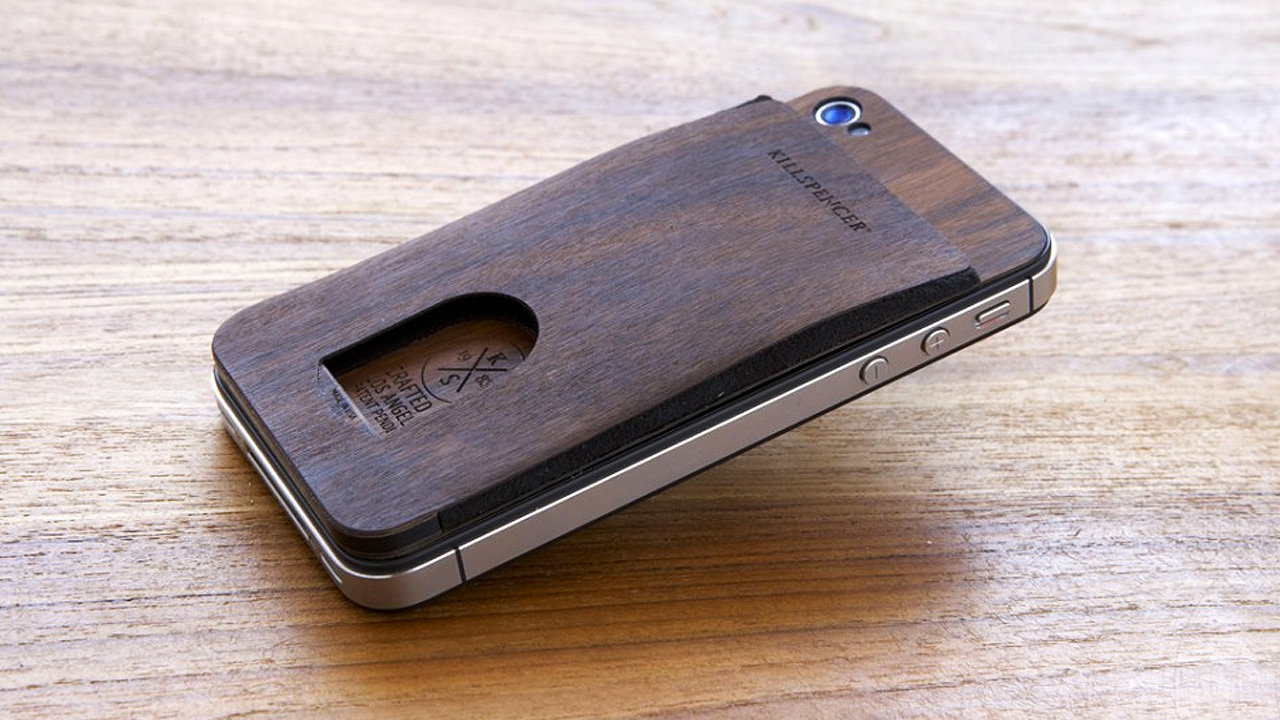 KILLSPENCER Card Carrier 2.0 for iPhone5