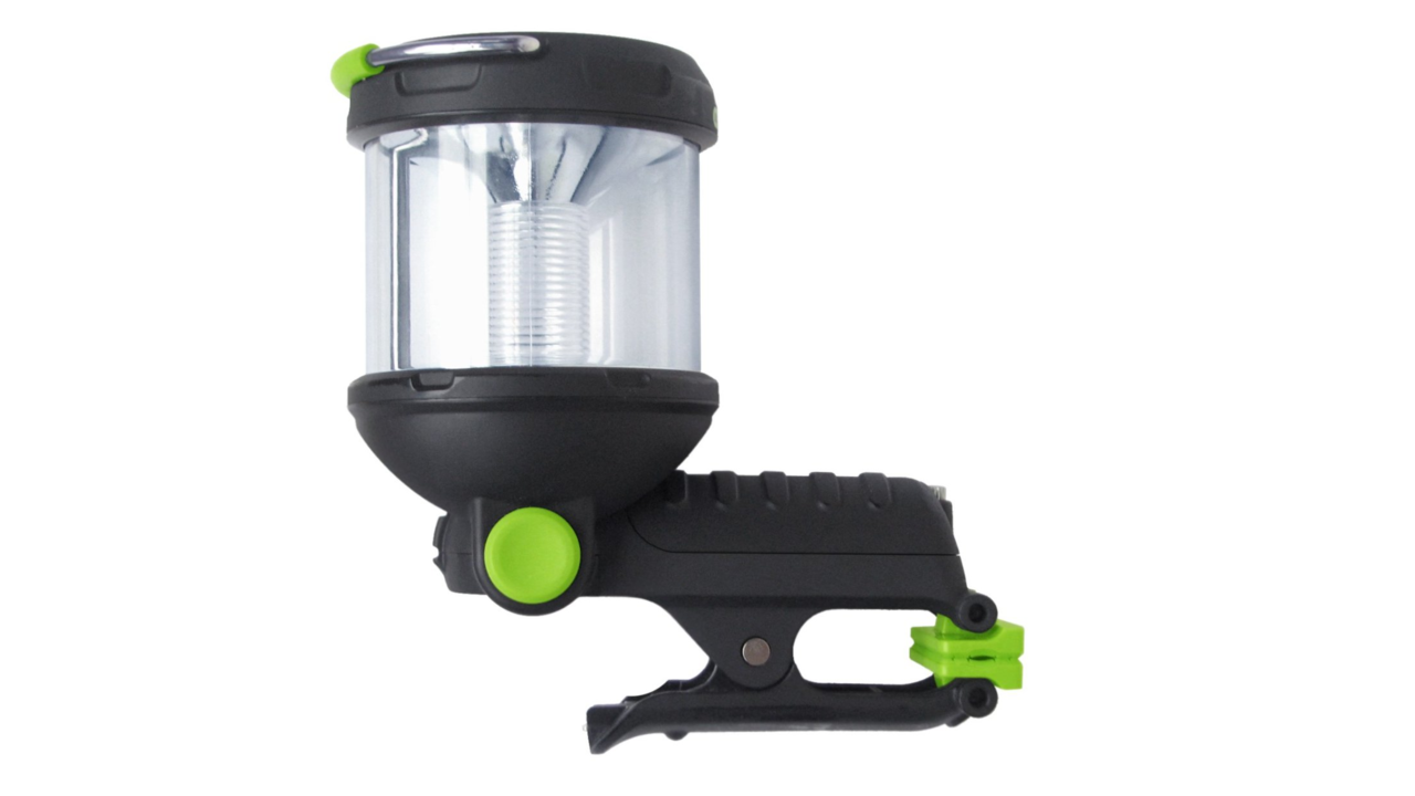 Blackfire Clamplight LED Lantern