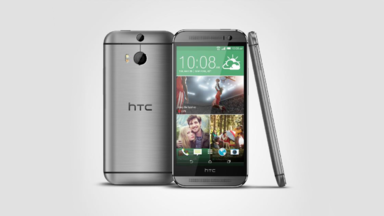 The HTC One (M8)