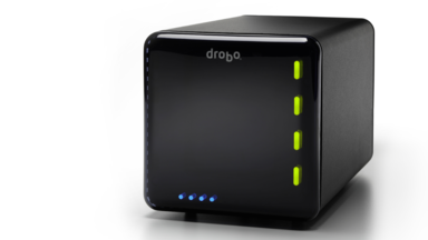 Third Generation Drobo 4 Storage Solution