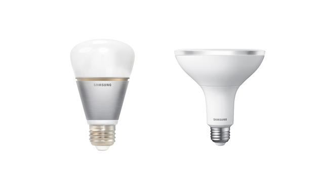 Samsung Announces Range of LED Smart Bulbs