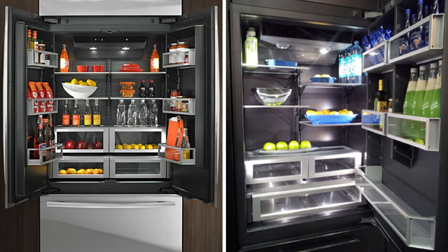 Jenn-Air Announces Refrigerators Featuring Sophisticated Deep Charcoal Interiors
