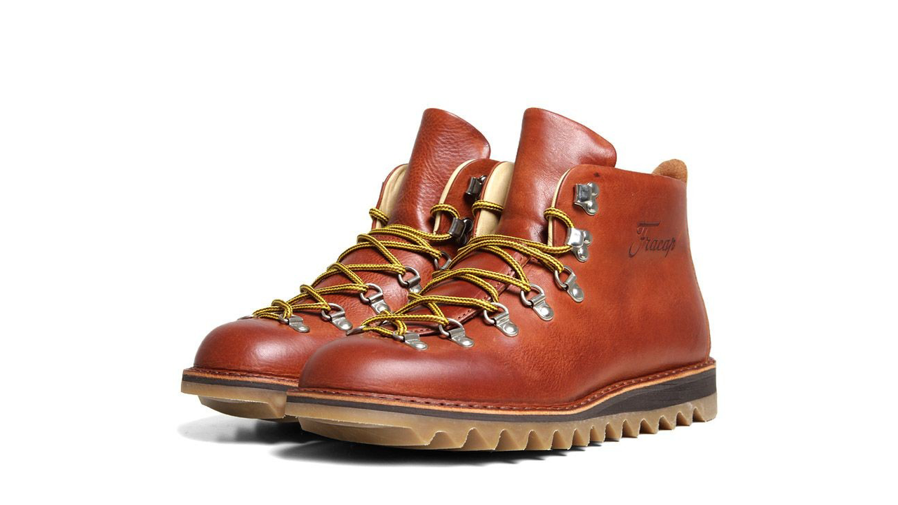 Fracap Ripple Sole Scarponcini Boot
