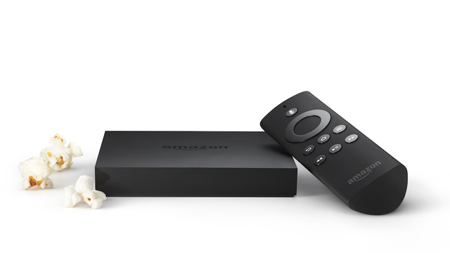 Amazon Announces Fire TV Set-Top Box Available Today for Only $99
