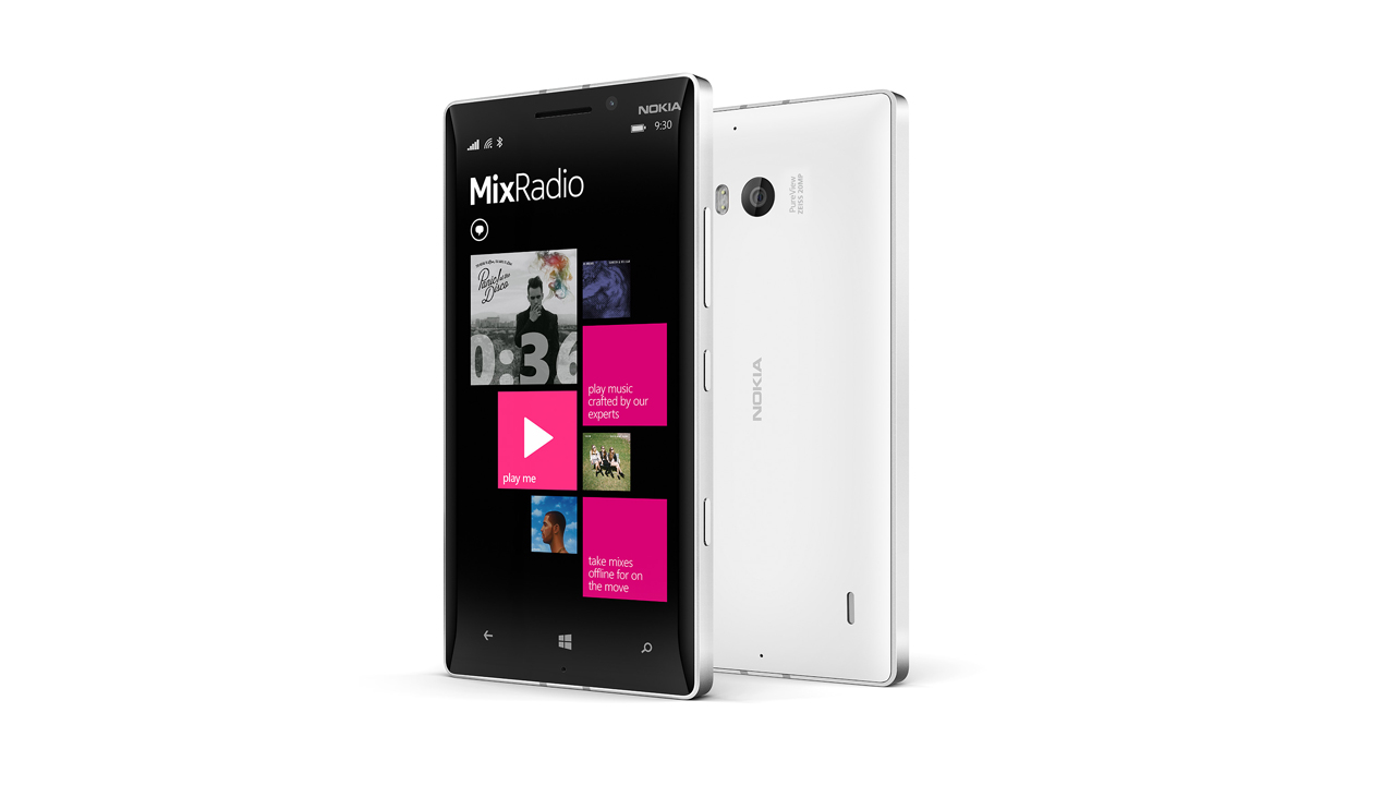 The New Nokia Lumia 930