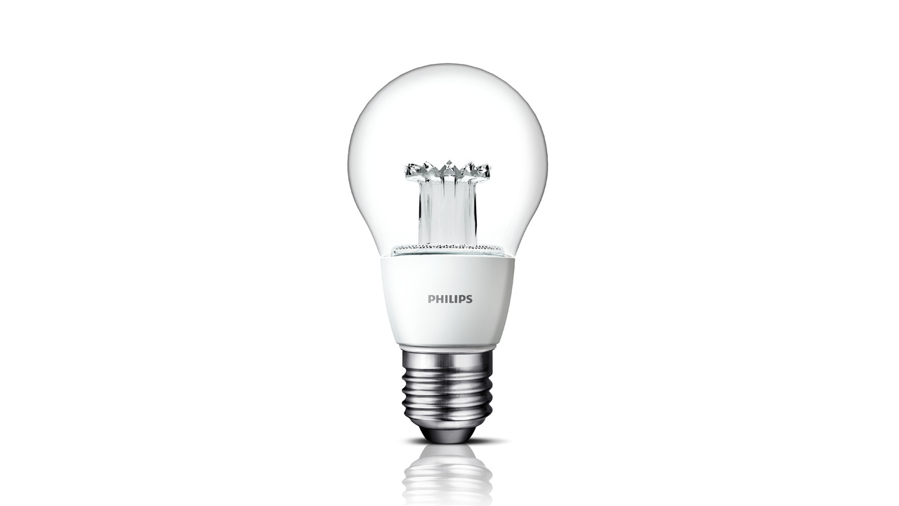 Philips Clear 40 Watt Equivalent LED Bulb