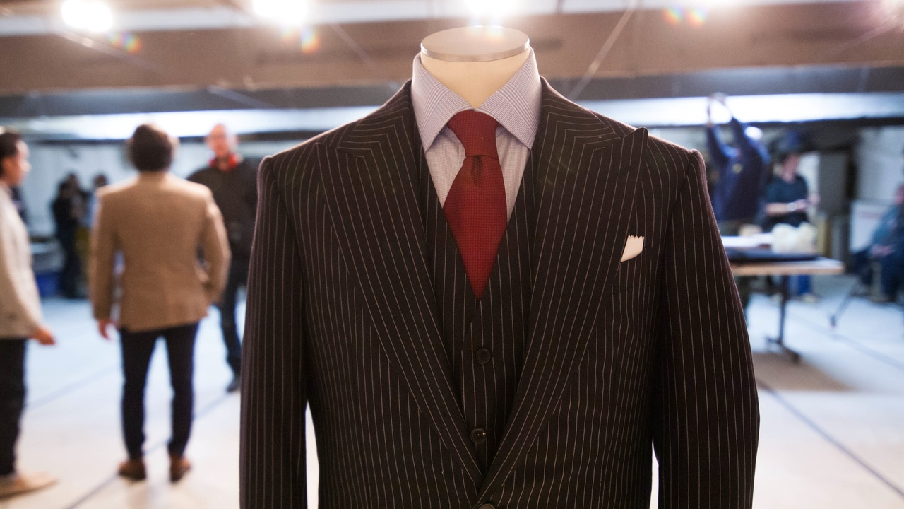Garrison Bespoke $20,000+ Bullet Proof Suit