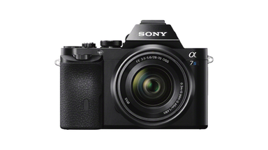Sony Full-Frame α7S Digital Camera