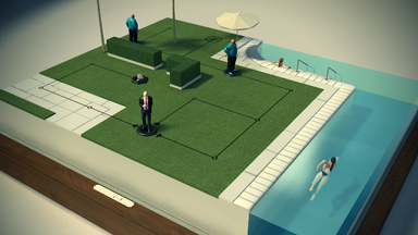 Hitman GO is a Strategy-Based Hitman Game for iPad