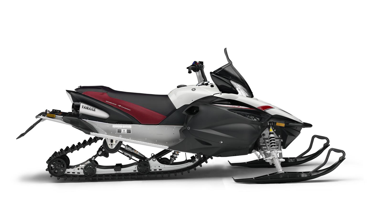 2013 Yamaha Apex X-TX Snowmobile