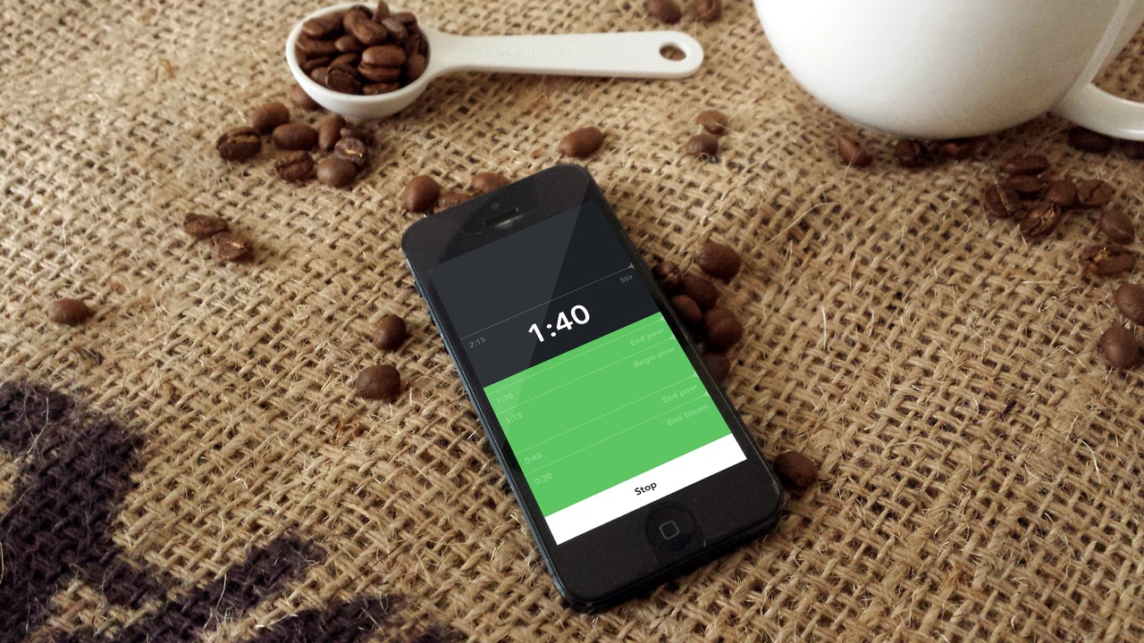 Brewseful: A Simple Timer App for Brewing Coffee