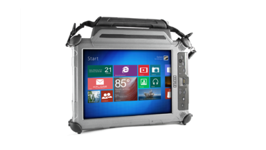 Xplore XC6 Ultra Rugged Sunlight Readable Tablet PC