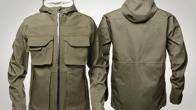 Aethers Field Jacket