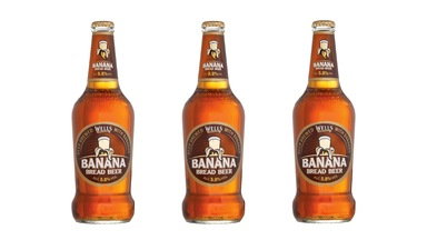Wells and Young's Banana Bread Beer