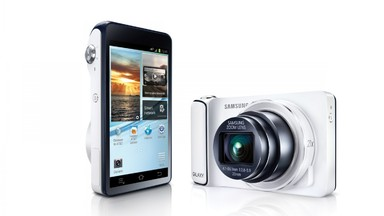 The Samsung GALAXY Camera 4G
