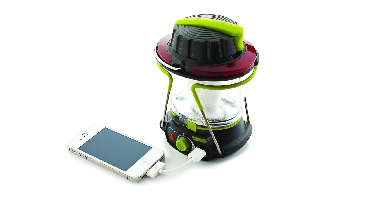 Goal Zero Portable USB Power Hub and Lantern