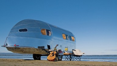 The Bowlus Road Chief: World Sexiest Travel Trailer