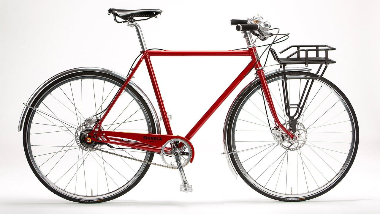 Shinola Runwell Bicycle