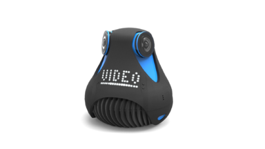 Giroptic Introduces World's First Full HD, 360-Degree Camera