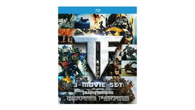 Transformers Trilogy 67% Off [Amazon Deal of the Day]