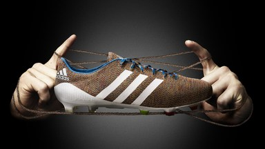 Adidas Samba Primeknit: The World's First Knitted Football Boot
