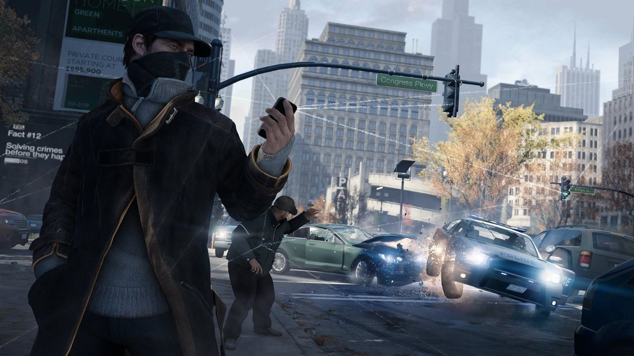 Watch Dogs Sets Ubisoft Record for First Day Sales