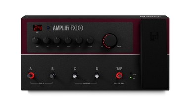 Line 6 AMPLIFi FX100 iOS Enabled Multi-Effects Pedal