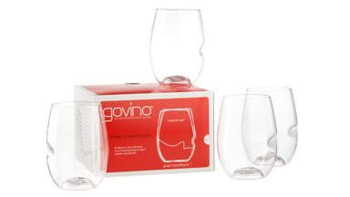 Govino Plastic Wine Glasses