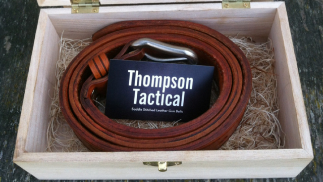 Thompson Tactical Craftsman Gun Belt
