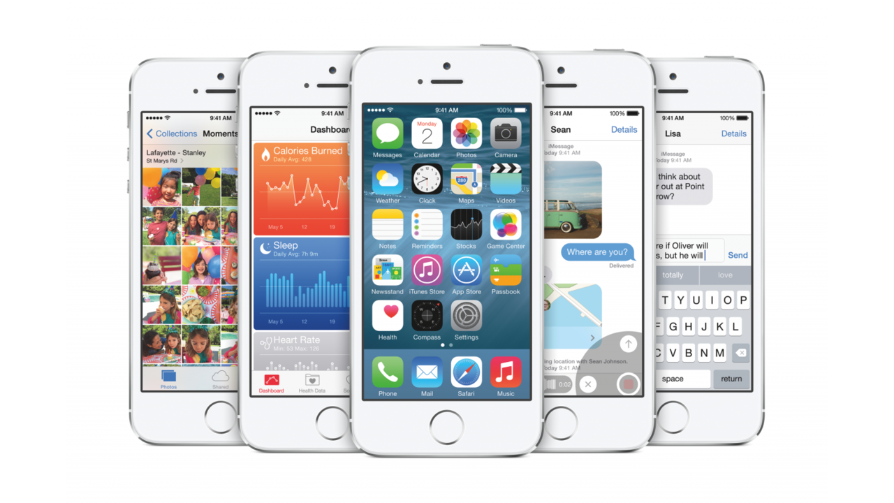 Apple Unveils iOS 8 With iCloud Photo Library, New Messages Features, Health App and More