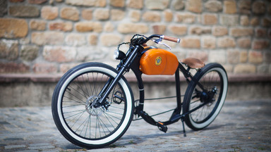 Otocycles Retro Style Electric Bicycles