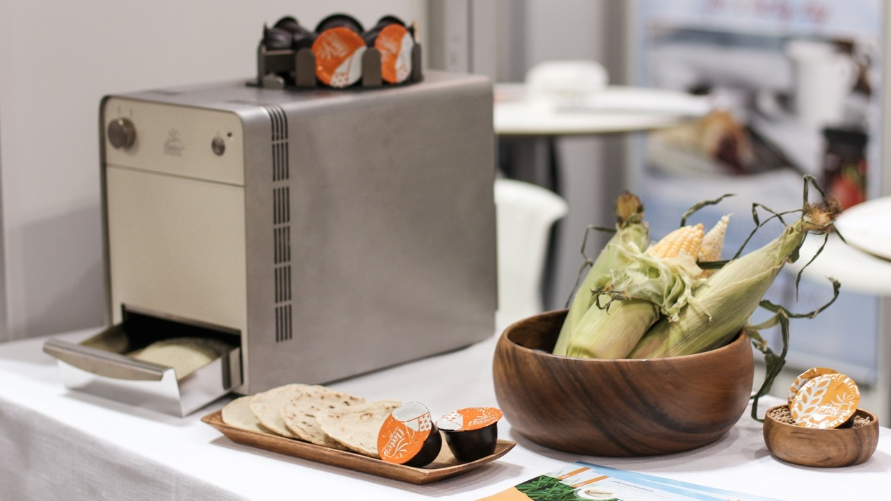Impress Your Friends with Flatev: A Fully Automatic Tortilla Machine