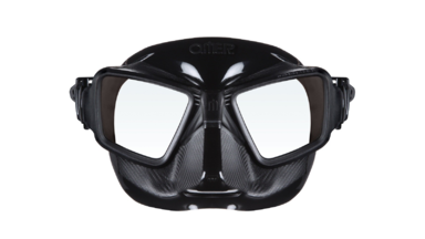 Omer Zero Cubed Diving Mask