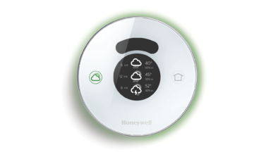 Honeywell Lyric WiFi-Enabled Thermostat