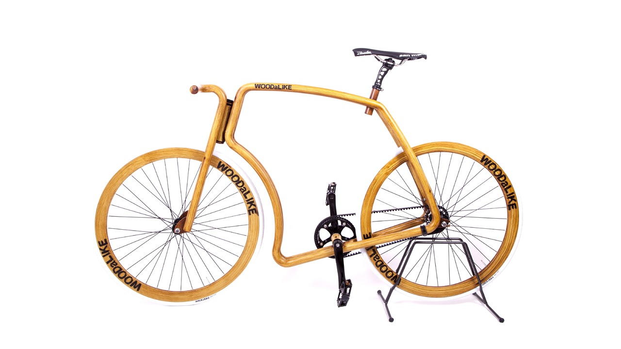 VIKS WOODaLIKE Bicycle