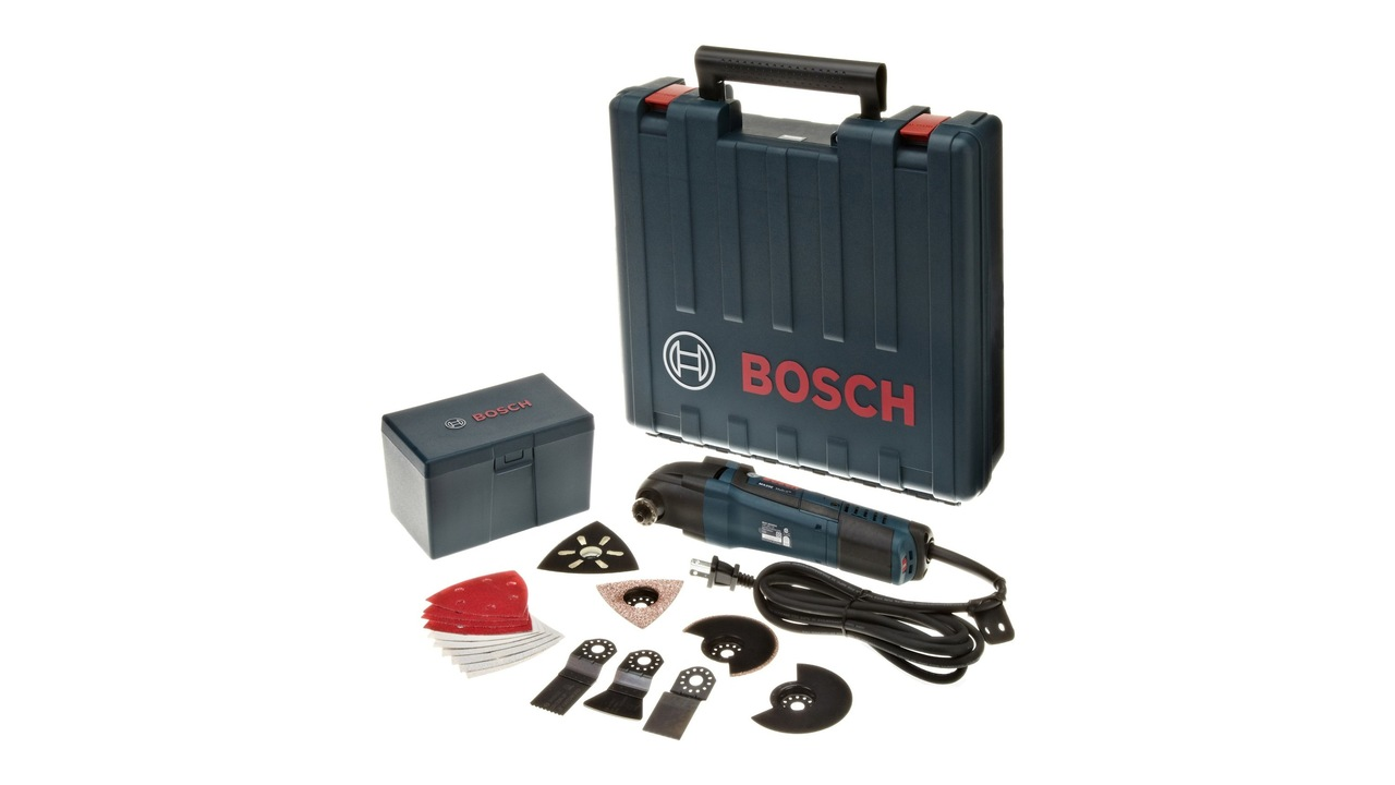 Bosch Oscillating Tool Kit 67% Off