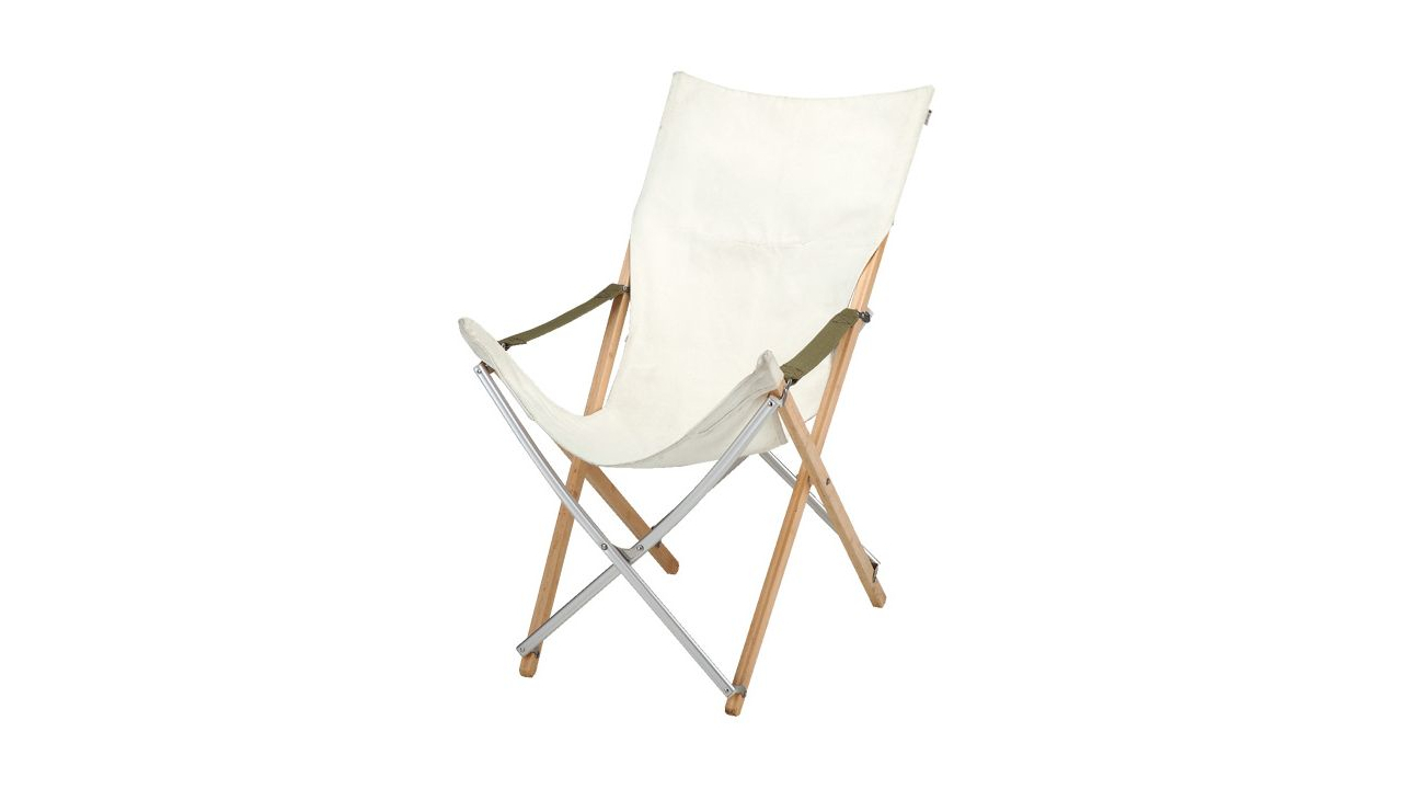 Snow Peak Bamboo Chair