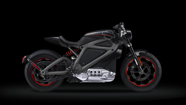Harley-Davidson Reveals Project LiveWire, their First Electric Motorcycle