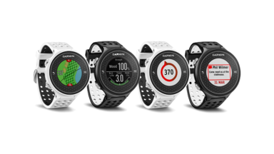 Garmin Approach S6 Touchscreen Watch