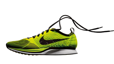 Nike Flyknit Technology Shoe