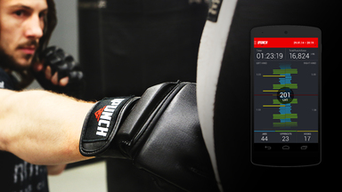 iPunch: World's First Smart Combat Gloves